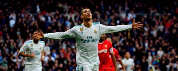 Ronaldo consiguió doblete
