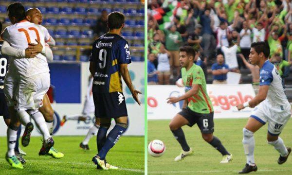 Atlético San Luis, Celaya y Juárez