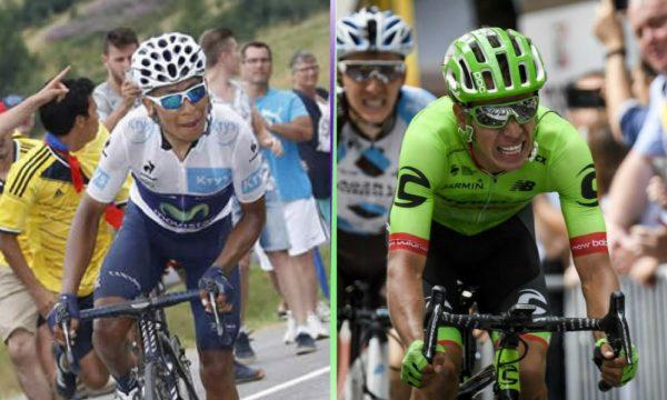Ciclistas colombianos invadirán la Tour
