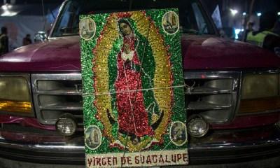 mañanitas a la Virgen, Virgen de Guadalupe, Basílica de Guadalupe, 12 de diciembre