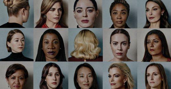 """Time nombra """"Persona del año 2017"""" a mujeres que rompieron el silencio sobre el acoso sexual W-cSd_Ga"""
