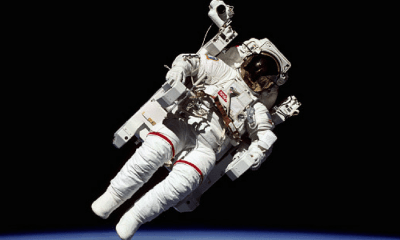 destacado, Bruce McCandless falleció, NASA, Bruce McCandless, astronauta
