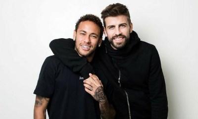 Piqué entrevista a Neymar, entrevista con piqué, Piqué y Neymar, Piqué periodista