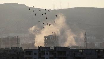 """Colapso del """"califato"""" del Estado Islámico"""