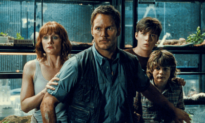 "foto de ""Jurassic World: Fallen Kingdom"", Jurassic World: Fallen Kingdom, nueva foto de ""Jurassic World: Fallen Kingdom"", Jurassic World, Chris Pratt, Bryce Dallas Howard"
