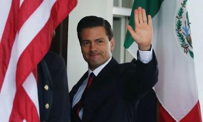 Peña Nieto suspendió actividades por periodo vacacional
