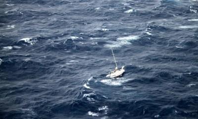 rescatan a marinero polaco tras siete meses, siete meses a la deriva, marinero sobrevive tras 7 meses a la deriva, rescatan a marinero y a su gato después de 7 meses