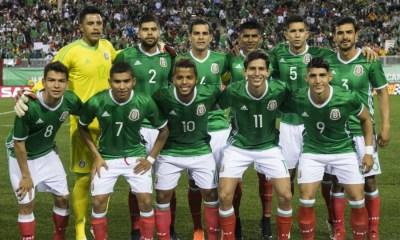La Selección Nacional de México jugará en EU