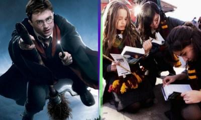 Los fans de Harry Potter son mejores personas