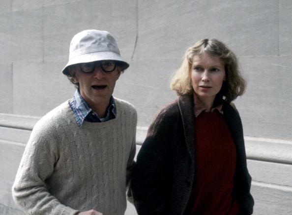 Dylan Farrow fue entrenada para mentir: Woody Allen negó abusos a su hija 105740421