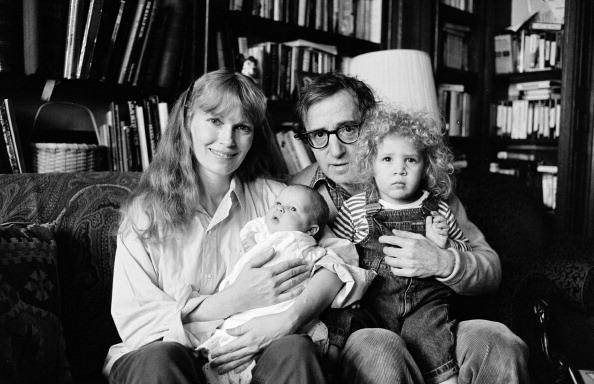 Dylan Farrow fue entrenada para mentir: Woody Allen negó abusos a su hija 110418779