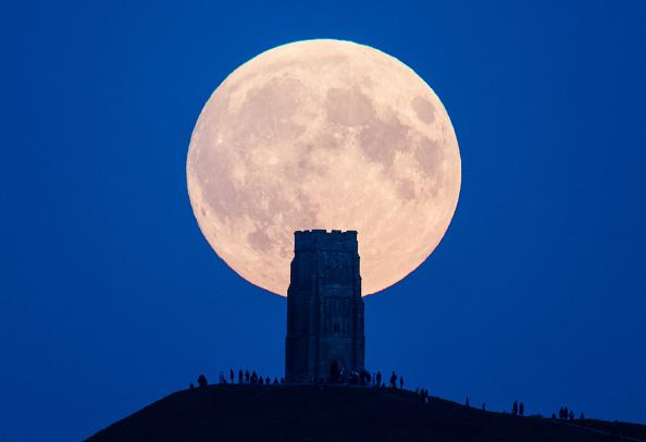Finales de Enero se alumbrará el cielo con la superluna azul 490323146