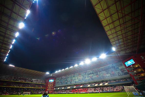 El Estadio Nemesio Diez recibirá