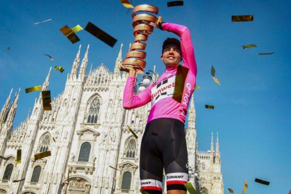 Tom Dumoulin antepone el Giro