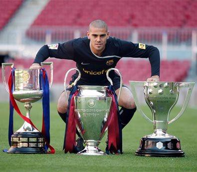 Valdés estuvo en la etapa más exitosa