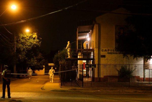 Previo a la visita papal, se registran atentados en iglesias de Santiago biobio-600x402