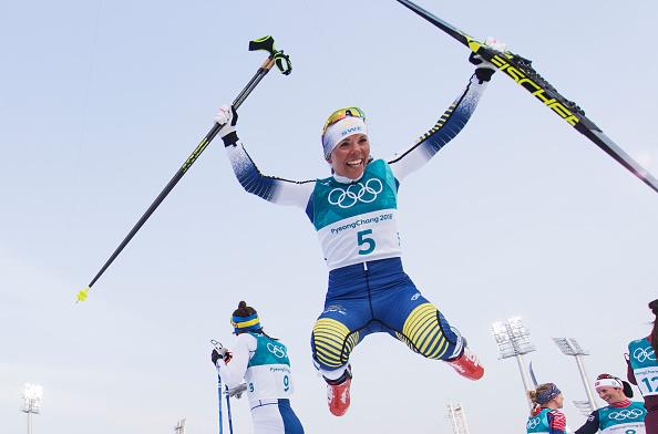 Ella es la primera ganadora de los Juegos Olímpicos de Invierno 2018 916457154
