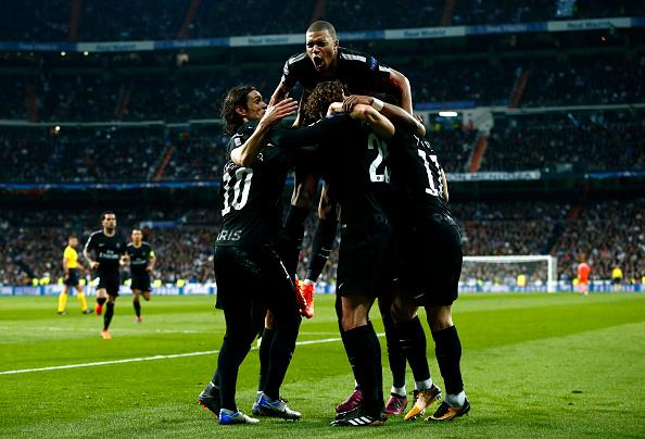 Real Madrid derrotó al PSG en Champions League, tras remontar 3-1 918287958
