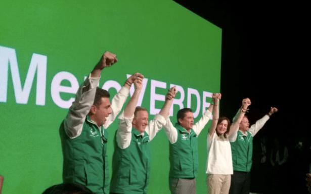 José Antonio Meade rinde protesta para el PVEM como candidato para la presidencia de México Captura-de-pantalla-2018-03-02-a-las-17.43.39