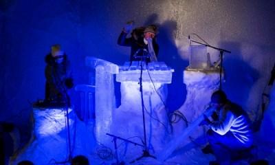 instrumentos de hielo
