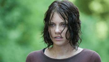 Lauren Cohan, The Walking Dead, Maggie