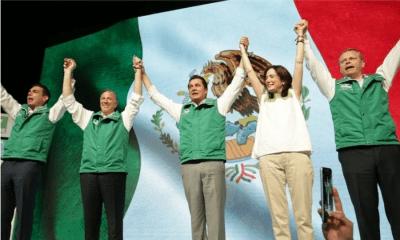 Verde Ecologista ratificó a José Antonio Meade, José Antonio Meade, PRI