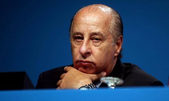 Por supuestos sobornos FIFA prolongó la suspensión del presidente de la Confederación Brasileña 470981817