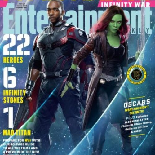 """Lanzan nuevas imágenes de """"Avengers: Infinity War"""" a menos de 50 días de su estreno avengaers-375x500"""