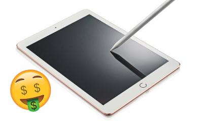 iPad más barato, iPad