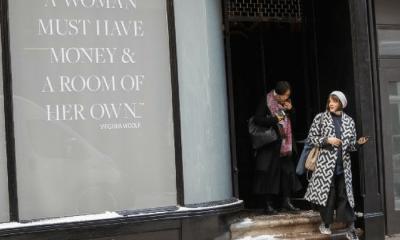 club femenino en Londres , Día de la Mujer