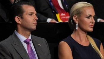 divorcio al hijo mayor de Donald Trump