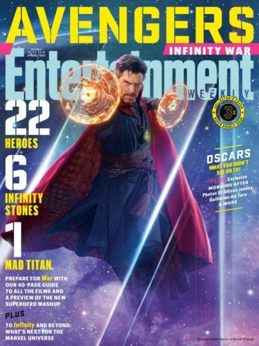 """Lanzan nuevas imágenes de """"Avengers: Infinity War"""" a menos de 50 días de su estreno ew1506_strange_2823823982303-375x500"""
