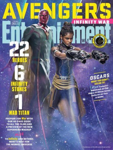 """Lanzan nuevas imágenes de """"Avengers: Infinity War"""" a menos de 50 días de su estreno ew1506_vision_shuri_8929233472023-375x500"""