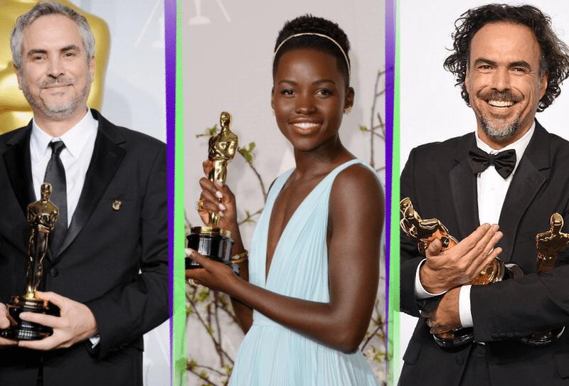 mexicanos que han ganado el Oscar