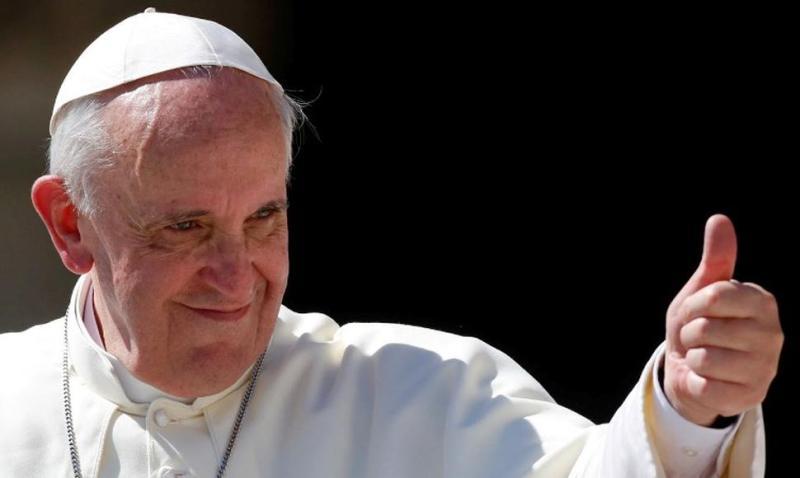 Hace 5 años que Bergoglio es Papa y estos son 5 datos que nos han sorprendido de él papa