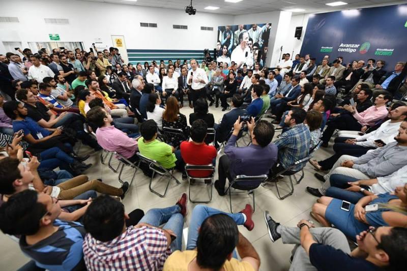 Meade recomienda a AMLO deslindarse de las agresiones en Oaxaca 30728231_1710779682304889_5751323352396464128_n