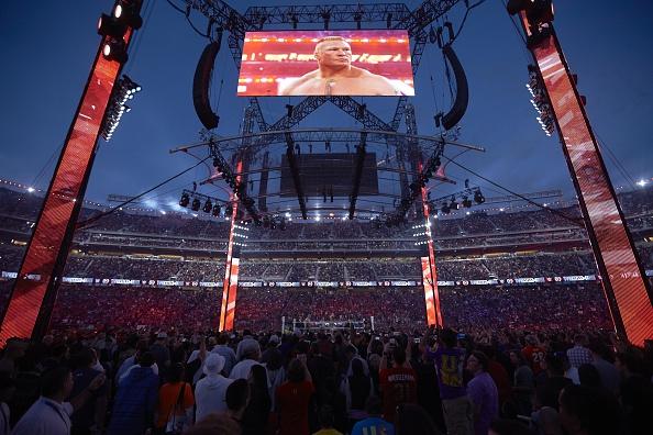 Brock Lesnar vuelve a firmar con la WWE 468728470