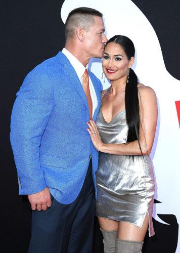 John Cena no quiere hijos: razón de su ruptura con Nikki Bella 941667176-356x500