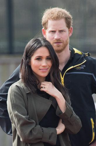 El Príncipe Harry y Meghan Markle no quieren regalos de boda 942780462-328x500
