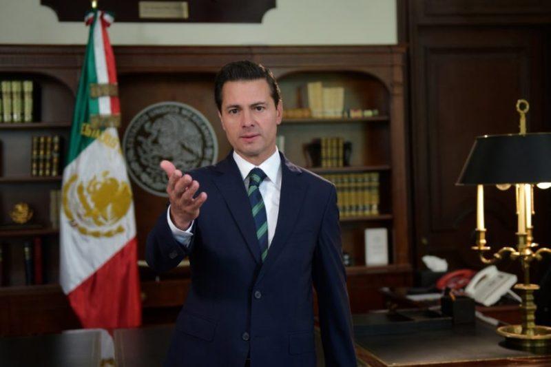 Enrique Peña Nieto le responde a Trump y le pide respeto DaDAe73VwAAAr1G-1