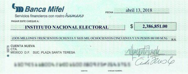 Zavala devuelve al INE un tercio de su presupuesto de campaña WhatsApp-Image-2018-04-13-at-1.24.23-PM-4-600x238