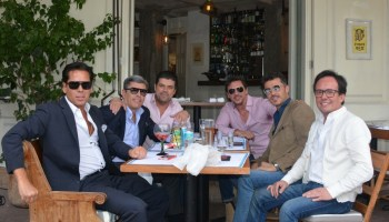 Amigos de Luis Miguel