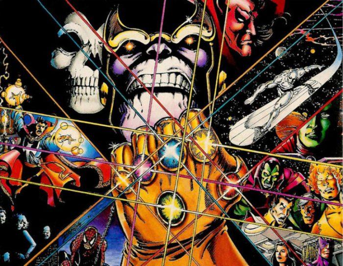 ''Avengers: Infinity War'': estamos a sólo 2 días de que los héroes de Marvel se reúnan g2npctr8uraf3ctv64hf-600x466
