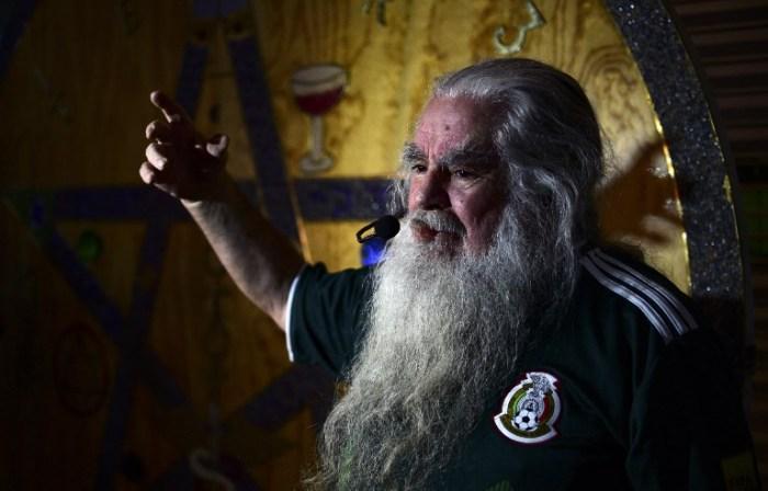 """Brujo Mayor"" invocó a Quetzalcóatl para que el ""Tri"" triunfe en el Mundial de Rusia 000_15W9VN-600x448"