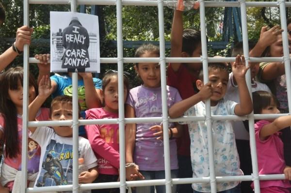 México pidió a la ONU intervenir a favor de niños separados en frontera 000_16P0X5-600x399