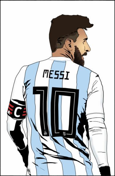 ¿Las estrellas del futbol son superhéroes? Crean cómic del mundial 0201-6