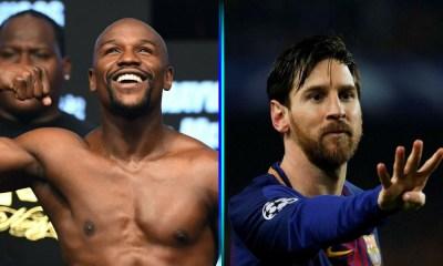 Mayweather y Messi son los deportistas más ricos