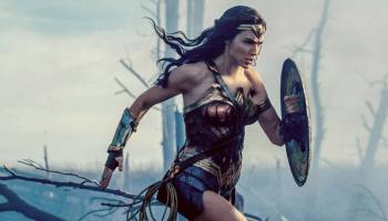 """imágenes de """"Wonder Woman 2"""""""