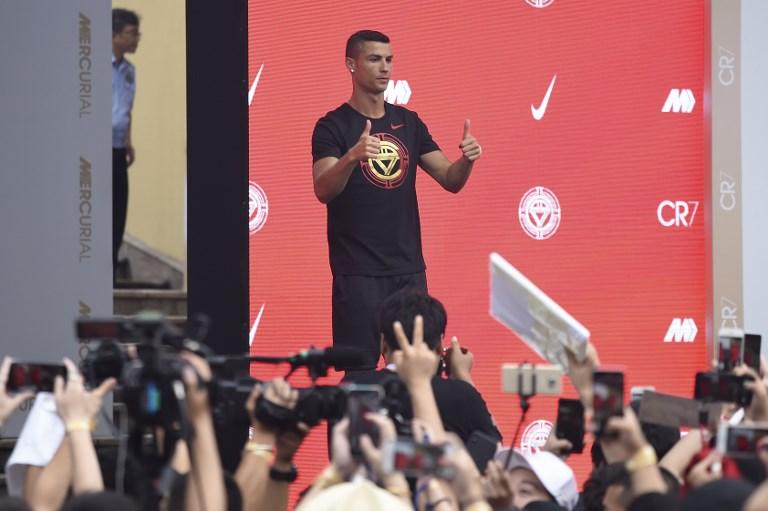 Dos años de cárcel a Cristiano Ronaldo y multa millonaria 000_17S5BM