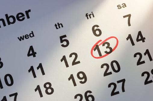 Guía de supervivencia para un viernes 13 87322096-170667a
